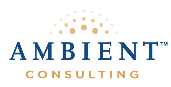 Ambient consulting for Consulting logo